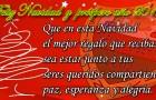 Feliz Navidad y próspero año 2019.