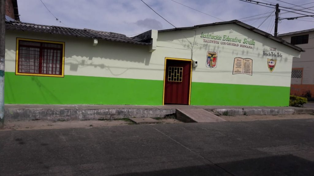 Sede Heraclio Uribe Uribe